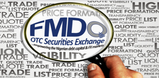 FMDQ records N179tn turnover in eight months