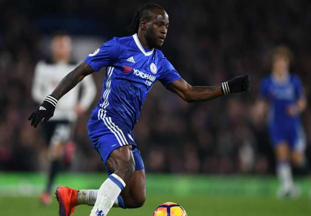I've been a little bit frustrated, says Chelsea's Moses