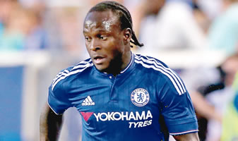 Nevin wants Moses upfront versus Bournemouth