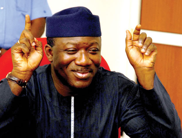 Fayemi Campaign to PDP: prepare for defeat on July 14