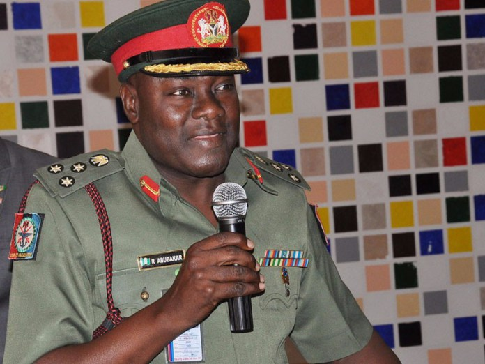 DHQ to Punish Soldiers Accused of Rape in IDP Camps