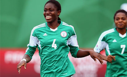 Oshoala demands better treatment for female players