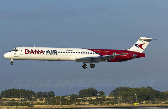 Dana Air Named Official Airline Of Wives Of Africa Presidents Summit