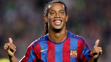 I helped change Barca – Ronaldinho