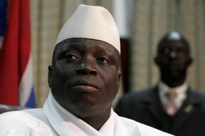 Nigerian lawmakers to consider asylum for Gambia's Jammeh