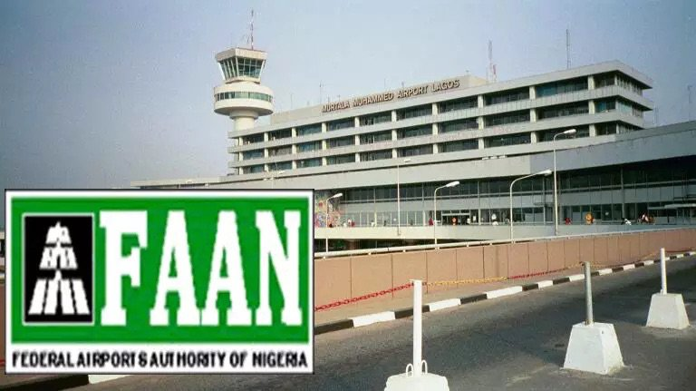 FAAN suspends service interruption in three airports
