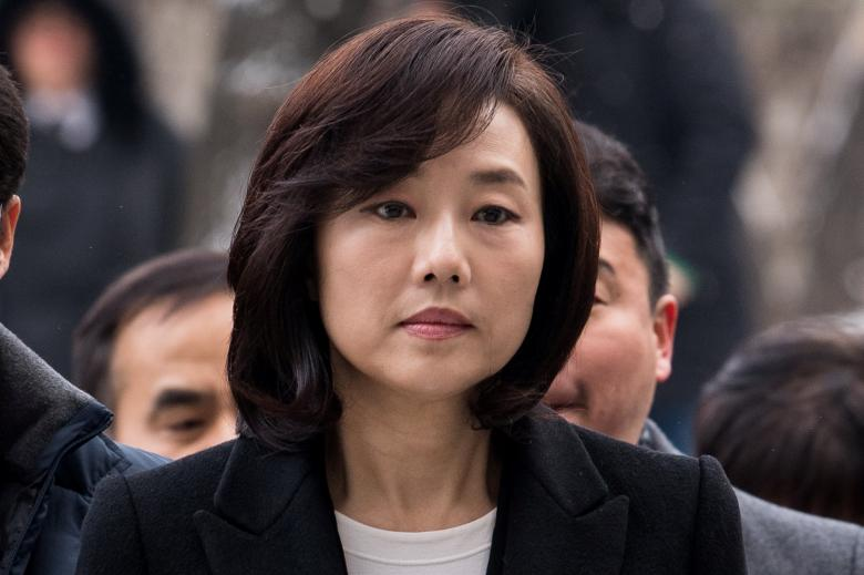 South Korea's prosecutor says indicts former top Park aide, ex-minister