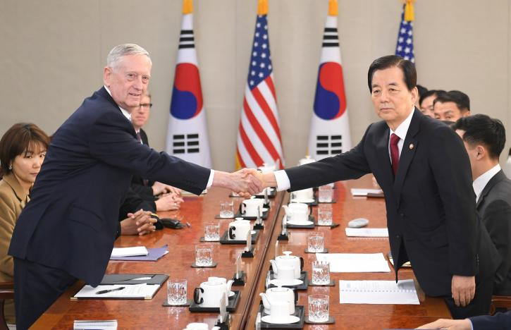 U.S. warns North Korea of 'overwhelming' response if nuclear arms used