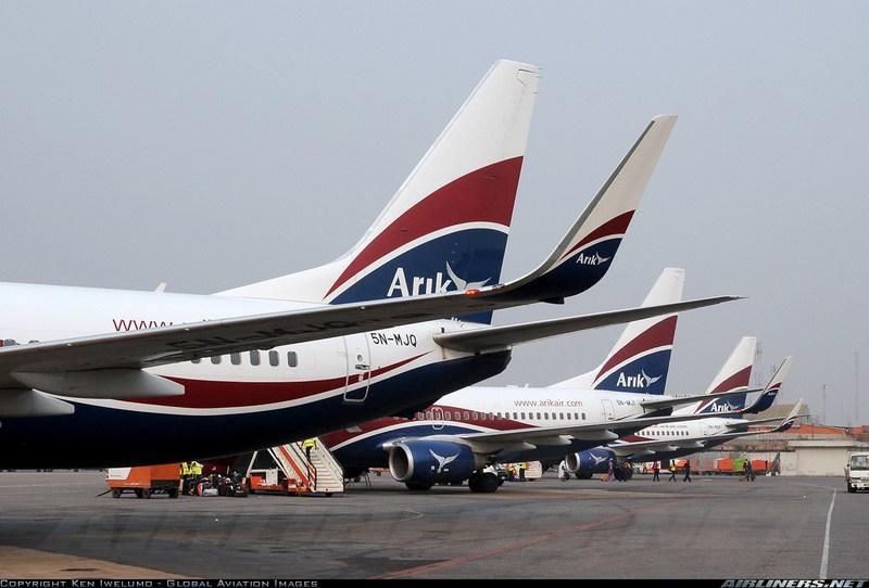 Aircraft maintenance: Arik adjusts flight schedule
