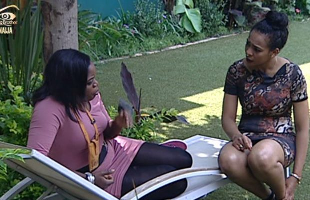 Big Brother Naija: Bisola melts after T-boss revealed Thin Tall Tony has a child [VIDEO]