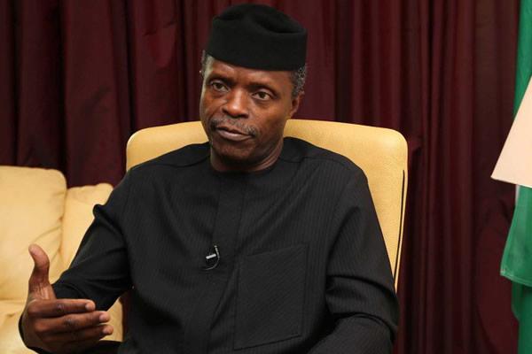 Osinbajo defends Nigeria's $73bn debts
