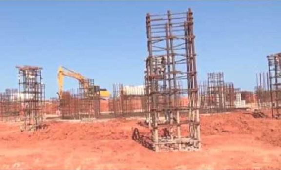 Dangote begins installation of oil refinery equipment