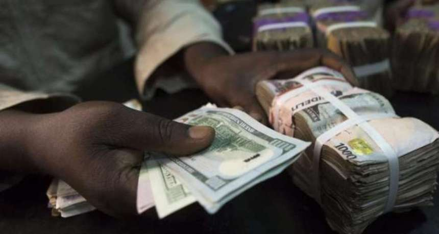 Naira sustains loss against dollar