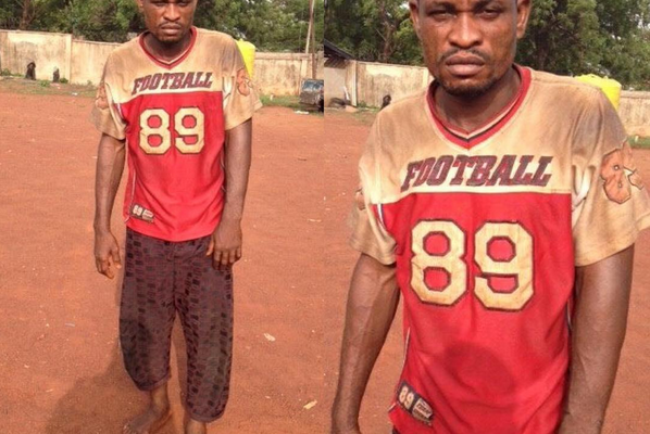 How I killed my uncle – Father of two confesses