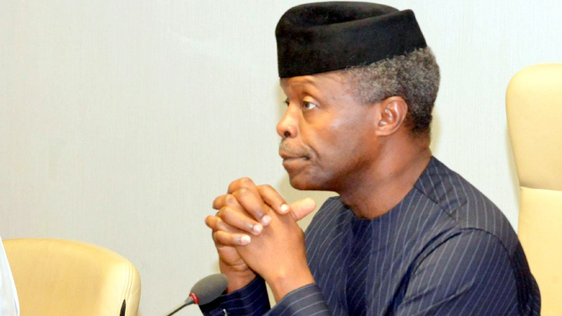 Stolen, diverted public funds must be accounted for – Osinbajo