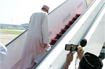 Frequently asked questionsas Buhari Departs To London To Continue Medicals