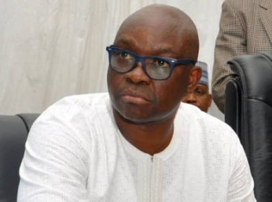 Fayose Fights Makinde over Control of South-west PDP