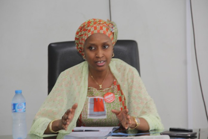 Cascade Security Activities Into Apapa Port, Hadiza Tells LSSTF