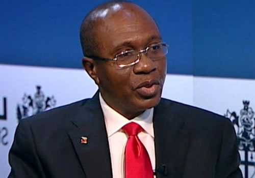 Emefiele lists gains of forex restrictions on 41 items