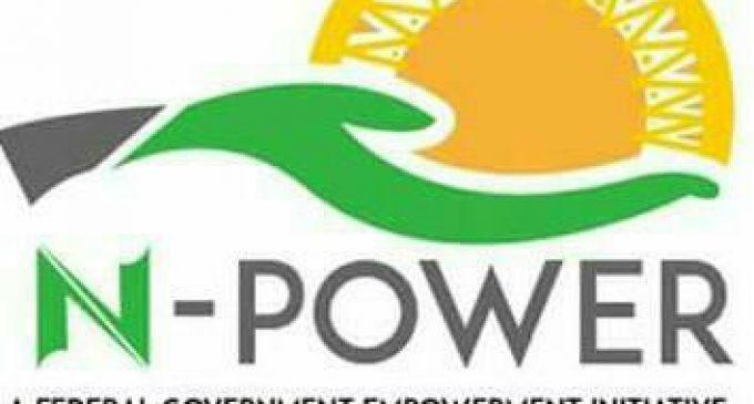 FG pays 500,000 N-Power beneficiaries N360bn