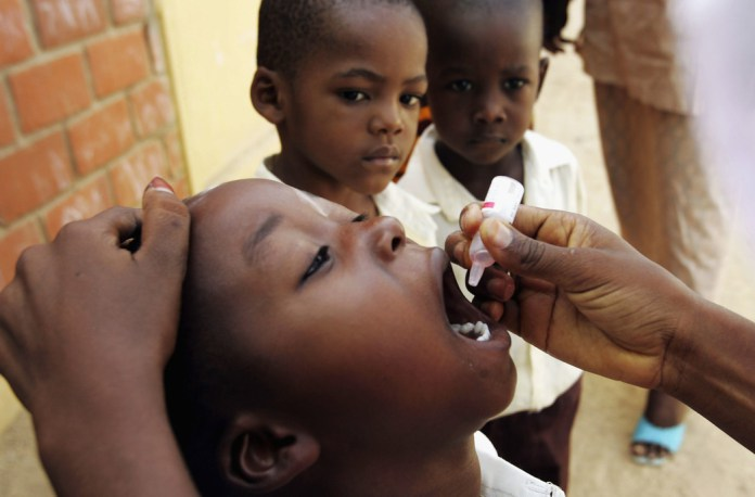 40 Years after Smallpox, WHO Declares Nigeria Polio-free