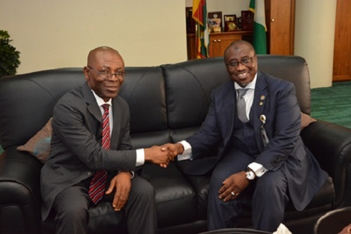 The Auditor General Plauds NNPC for Audited Accounts