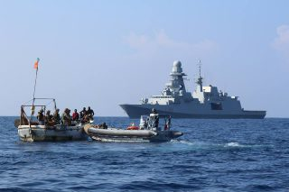 IMB: 87 Maritime Piracy Incidents in 1H, 2017