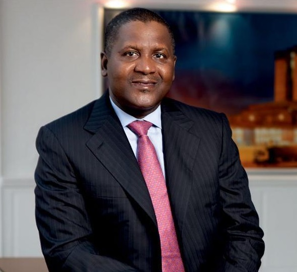 Dangote to invest $50bn in US, Europe