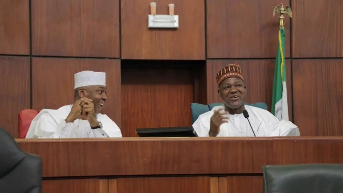 National Assembly receives President Buhari's resumption letter