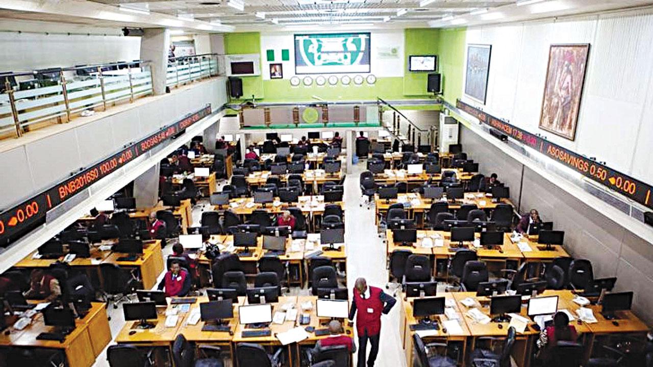 Transactions at the Nigerian Stock Exchange resume on bearish trend