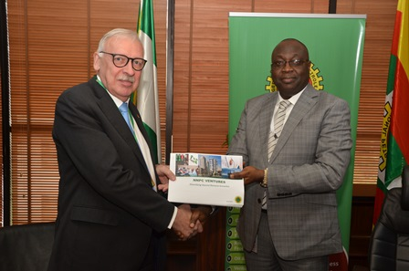 NNPC to partners Denmark in Production of Animal Feeds Company