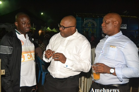 AT NIGERIA BEER FESTIVAL DEBUTS; NIGERIAN BREWERIES LEADS OTHERS