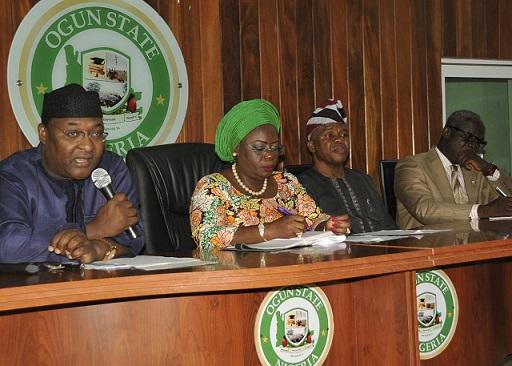 NSC and Ogun Govt Hold Talks on TTP