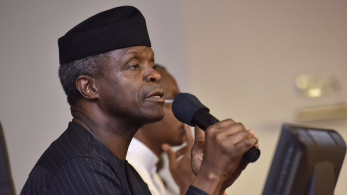 Nigerians spend N2.45tn yearly to import vehicles – Osinbajo