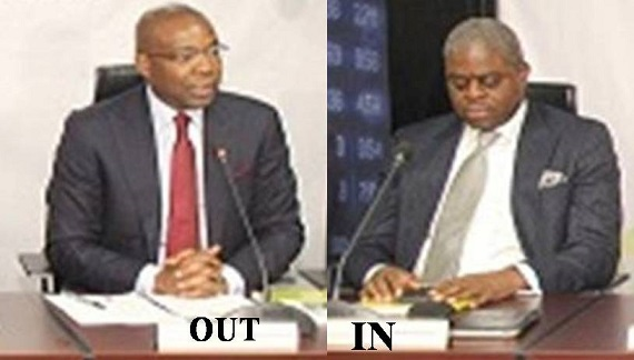 AT NSE: OGUNBANJO IN; AIG-IMOUKHUEDE OUT AS A NEW PRESIDENT OF NATIONAL COUNCIL