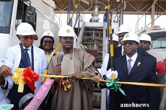 Re-commissioned Ibadan Depot to Ease Products Supply, Distribution in South West