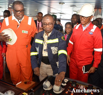 NNPC, First E&P, BGP Starts Marine Oil Search