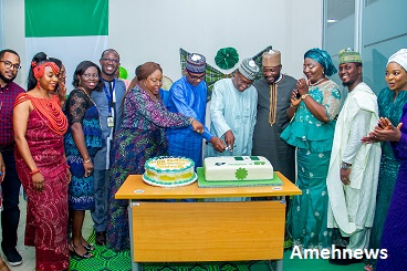 Nigeria At 57: AMCON Executive Director Makes Case For Unity