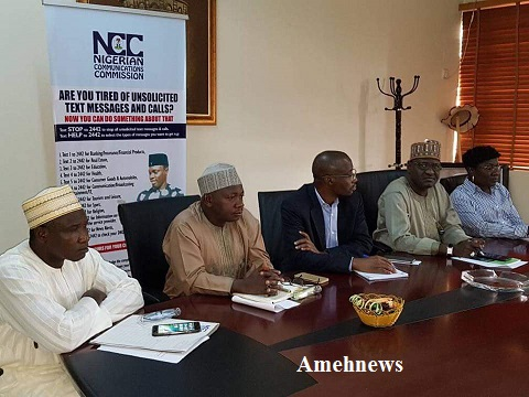 Ericsson Group Visits NCC, Expresses Interest to harness the vast potentials of the marketin the Nigerian