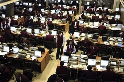 64 Equities Transactions Records 1.326 bn Shares Turnover