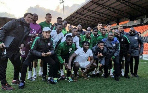 2018 World Cup : Eagles land in Russia with 1:0