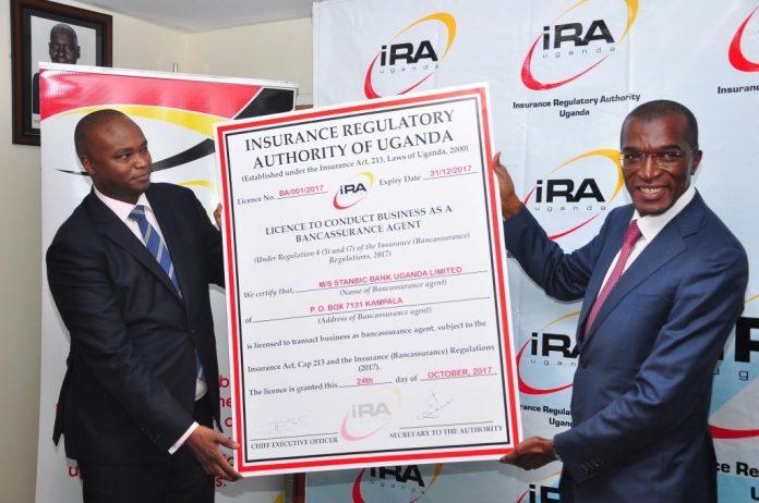 Stanbic Bank Approves Uganda's First Bancassurance License