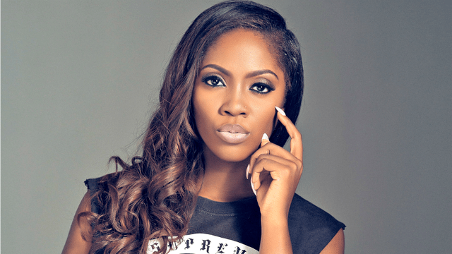 Women not equal with men – Tiwa Savage