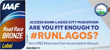 Access Bank Lagos City Marathon Gets First IAAF Bronze Label for West Africa Awarded