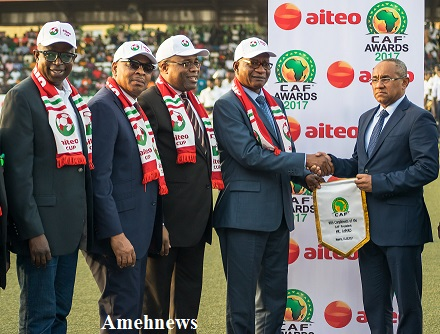 Nigerian Oil Major, Aiteo Group, is New Title Sponsor of CAF Awards