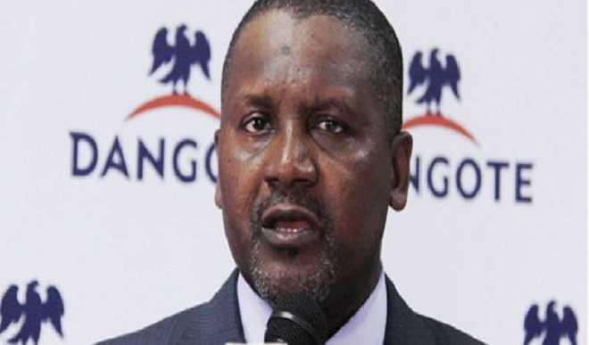 Dangote assures Nigeria of durability of concrete roads