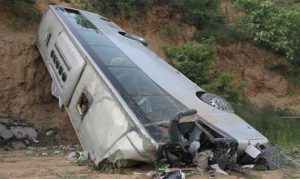 19 die in Nepal bus accident