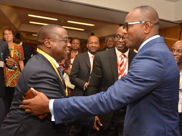 Kachikwu, Baru meet, agree on NNPC without political interference
