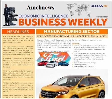 Weekly Economic Intelligence by Access Bank Plc
