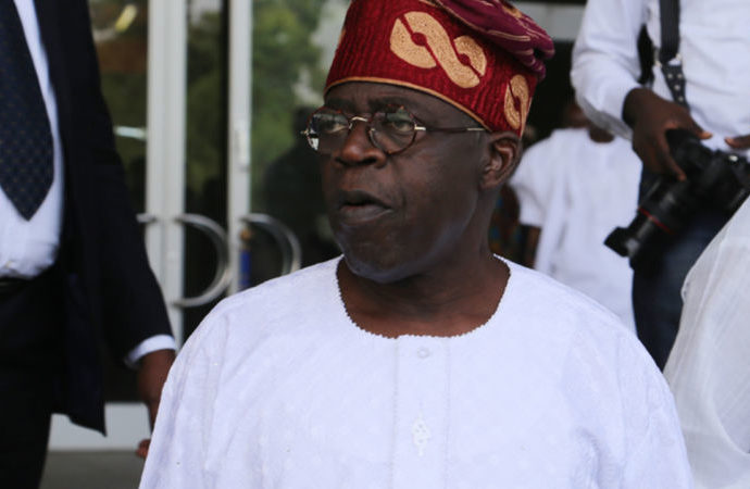 Tinubu reacts to son's death, says I've suffered grave loss